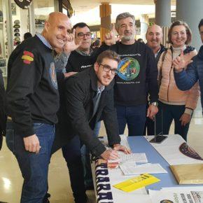 Ciudadanos secunda desde Antequera la equiparación salarial para policías y guardias civiles