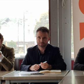 """Guillermo Díaz: """"La incapacidad de PP y PSOE para entenderse propicia que los PGE queden en manos de los nacionalistas"""""""