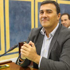 """Carlos Hernández: """"La Junta de Andalucía tiene el casillero a cero en inversiones de carriles-bici para Málaga"""""""