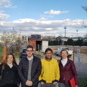 Ciudadanos Antequera pide explicaciones al equipo de gobierno por un nuevo retraso en las obras del pabellón deportivo