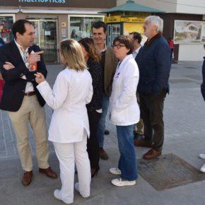 Ciudadanos critica las improvisaciones de OSP y califica de inaceptable el silencio del PP en la peatonalización de Marqués del Duero