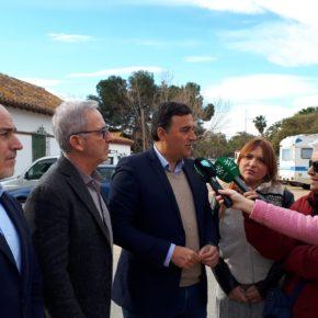 Ciudadanos critica las carencias del Hospital Marítimo de Torremolinos y reclama más medidas para mejorar la atención sanitaria en el municipio