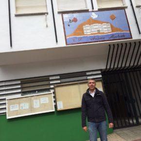 Ciudadanos Marbella denuncia que el CEIP Antonio Machado tiene estropeada la alarma de incendios desde abril de 2017