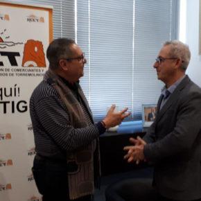 Ciudadanos recoge las propuestas de ACET para Torremolinos y destaca su importancia para el modelo de ciudad
