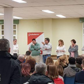Málaga Norte se reúne con vecinos y asociaciones de Bailén-Miraflores, Palma-Palmilla y Ciudad Jardín