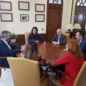 """Villacís: """"Mijas es nuestra mejor carta de presentación de cara a las elecciones municipales"""""""
