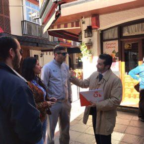 Ciudadanos propone reconocer la emblemática zona de Fuengirola popularmente conocida como la Calle del Hambre