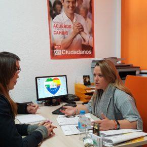 Elena Aguilar y Teresa Pardo se reúnen para analizar la situación de Rincón de la Victoria en materia de seguridad y protección ciudadana
