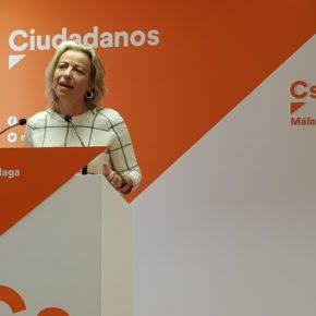 """Isabel Albás: """"En Ciudadanos no queremos 'chavadas' ni 'griñanadas' y exigimos que la Junta prometa lo que pueda cumplir"""""""