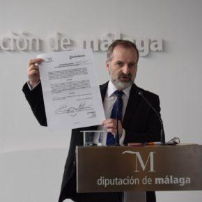 Ciudadanos denuncia que el PP sigue sin aclarar los casos de incompatibilidades en la Diputación