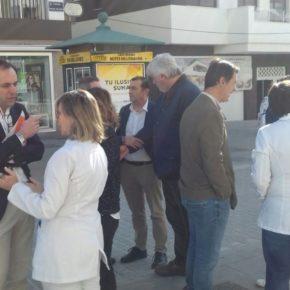 Ciudadanos Marbella exige al Partido Popular que tome cartas en el asunto y ponga un poco de cordura en el desgobierno de San Pedro Alcántara