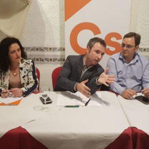 Guillermo Díaz pone en valor la bajada de impuestos naranja de los PGE que beneficiará a los 150.000 pensionistas malagueños