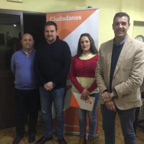 Ciudadanos continúa con su expansión por la provincia con la puesta en marcha del grupo local en Álora