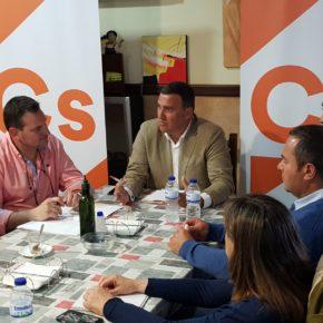 """Carlos Hernández: """"La gestión de la Junta de Andalucía en materia de depuración de aguas no es defendible"""""""