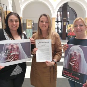 Ciudadanos Rincón propone que el Ayuntamiento se adhiera a la iniciativa de proyectar la ópera del Teatro Real de Madrid