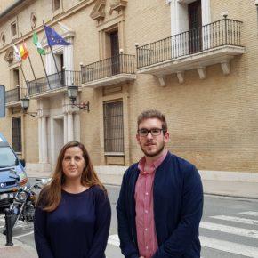 Ciudadanos critica que el Ayuntamiento de Antequera se ha ganado a pulso un suspenso en transparencia