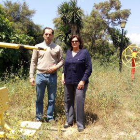 Ciudadanos denuncia el abandono al que el bipartito tiene sometido al distrito de Las Chapas