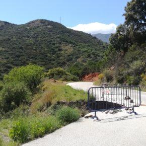 Ciudadanos Estepona denuncia la falta de un plan de actuación para mejorar los caminos rurales del municipio