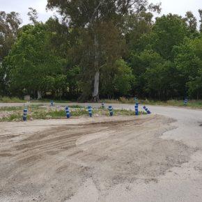 Ciudadanos Estepona denuncia el estado de abandono de los accesos en la zona del Padrón