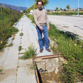 Ciudadanos Marbella advierte al equipo de gobierno de los peligros que acarrea el abandono de la zona sur del bulevar de San Pedro