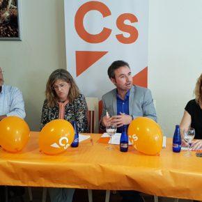 """Guillermo Díaz: """"Hemos negociado más de 8.000 millones de euros en los PGE para hacer a los españoles más libres y más iguales"""""""