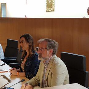 Luz verde a las infraestructuras y medidas propuestas por Ciudadanos con cargo al remanente de 2017 de la Diputación