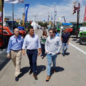 Ciudadanos destaca en Antequera la apuesta por la modernización y el relevo en el campo andaluz a través de la Ley de Agricultura