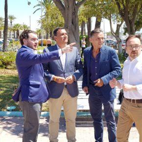 Ciudadanos lleva al Parlamento andaluz la inseguridad jurídica y la falta de transparencia sobre la concesión de Puerto Marina