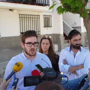 Ciudadanos Antequera propone un plan de renovación integral ante el deterioro del barrio Girón