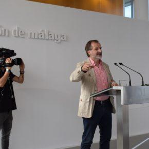 Ciudadanos reclama conocer el estado de las dependencias de la Diputación para establecer un calendario de mejoras y necesidades