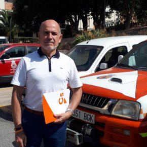 Ciudadanos Torremolinos pide un plan de choque para Protección Civil ante las numerosas deficiencias del servicio