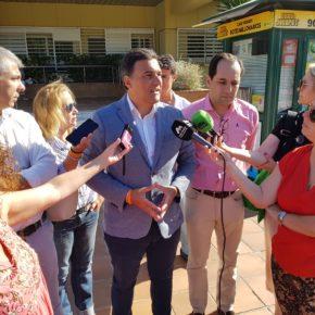 Ciudadanos exige que la Junta se ponga manos a la obra con la ampliación del Hospital Costa del Sol