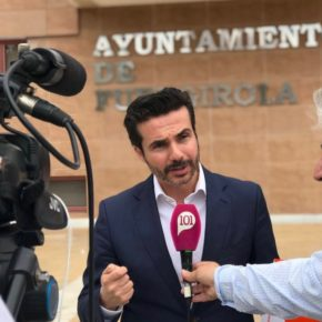 Ciudadanos denuncia que Mula desprecia el cobro de 100.000 euros anuales a las eléctricas por usar suelo público de Fuengirola