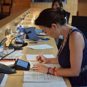 Ciudadanos censura que el PP prime la cuantía económica y no el proyecto socioeducativo para la cesión de la antigua guardería de la Diputación