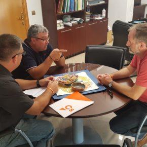 Ciudadanos da a conocer a los pueblos de la Axarquía el Plan de Rehabilitación de Edificios en Desuso
