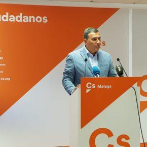 Ciudadanos critica el abandono del casco histórico de Vélez-Málaga y exige a la Junta un plan integral de rehabilitación