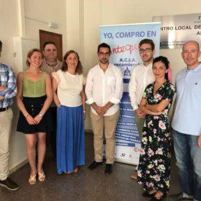Ciudadanos Antequera propone que los nuevos negocios puedan pagar la licencia de apertura de manera fraccionada