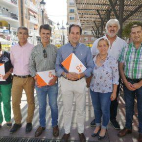 Ciudadanos Marbella exige un paso de peatones entre las zonas norte y sur de Marqués del Duero