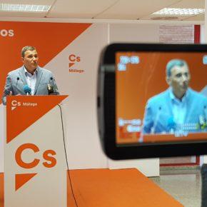 Ciudadanos reclama a la Junta de Andalucía que se implique en el desarrollo del proyecto del Hyperloop