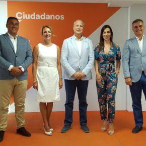 Ciudadanos sale a ganar en Andalucía para dejar atrás la corrupción y la incapacidad en la gestión del bipartidismo