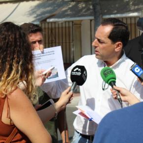 Ciudadanos Marbella denuncia el deplorable estado de los cementerios del municipio