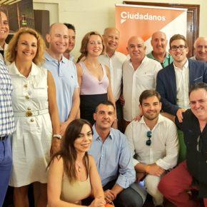 Imbroda destaca en Antequera que la provincia de Málaga debe ser la locomotora del cambio Andalucía