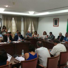 Ciudadanos invierte siete veces más en asfaltar las calles de Mijas que el anterior gobierno del PP