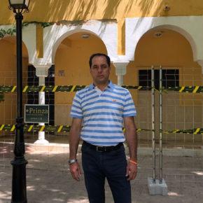 Ciudadanos Marbella exige una solución permanente al Parque de la Constitución