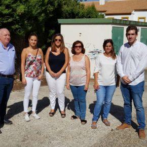 Ciudadanos Antequera reclama actuaciones en los barrios de Santa Catalina y Fuentemora