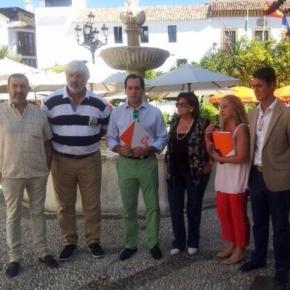 """Ciudadanos Marbella califica de """"pantomima"""" la consulta popular sobre los fondos recuperados en casos judiciales"""