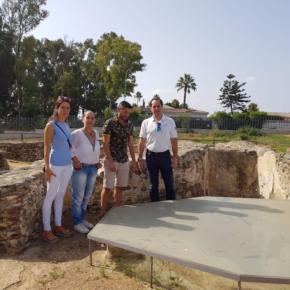 Ciudadanos Marbella denuncia la dejadez que sufre la Basílica Paleocristiana de Vega del Mar por parte del equipo de gobierno