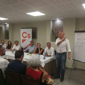 """Javier Imbroda: """"Ciudadanos es el equipo que cuestiona al bipartidismo, creemos en nuestro proyecto y salimos a ganar"""""""