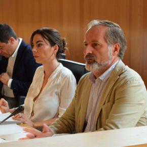 El pleno de la Diputación aprueba por amplia mayoría todas las propuestas presentadas por Ciudadanos