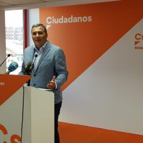 Ciudadanos reitera su compromiso para que los gobiernos del bipartidismo inviertan de una vez en kilómetros de autovía para Ronda
